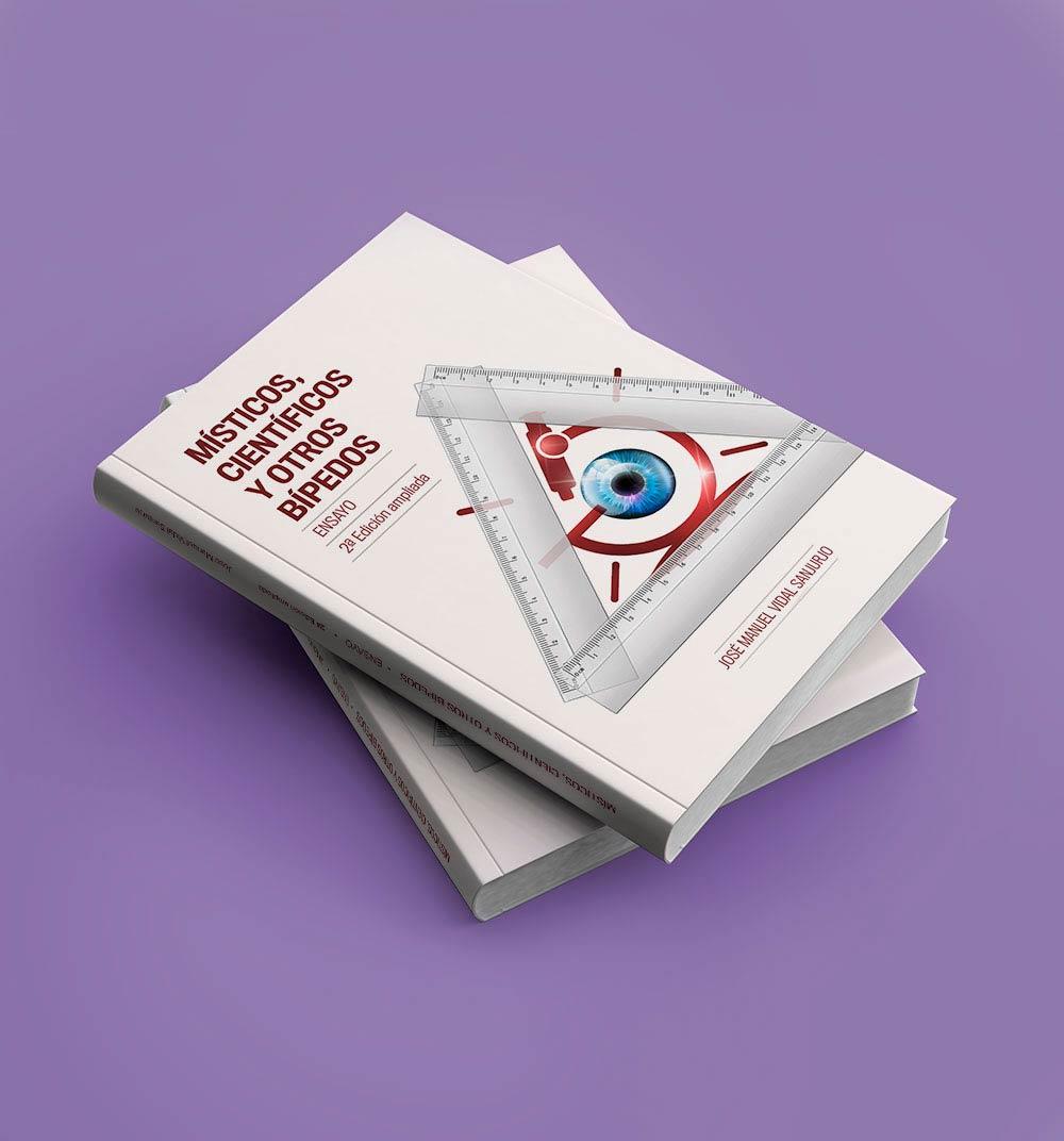 Diseño de cubiertas para el libro de ensayo