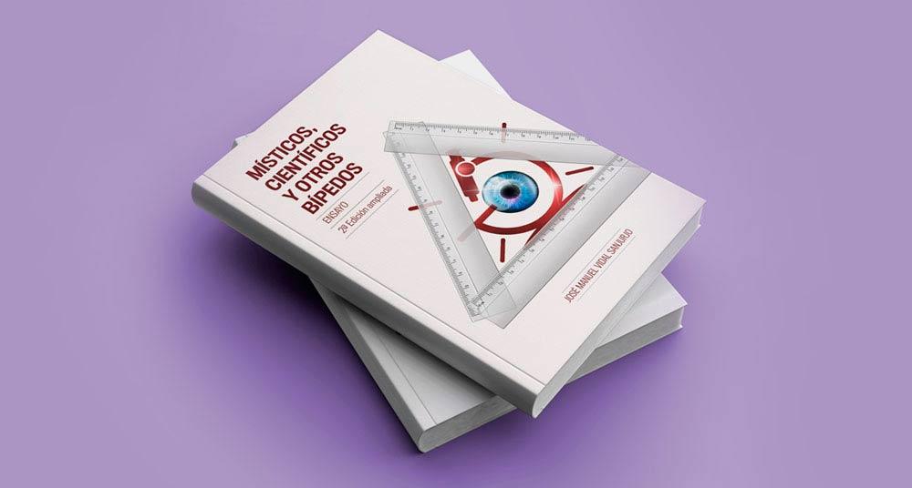 poratadas de libro sobre ensayos de ciencia