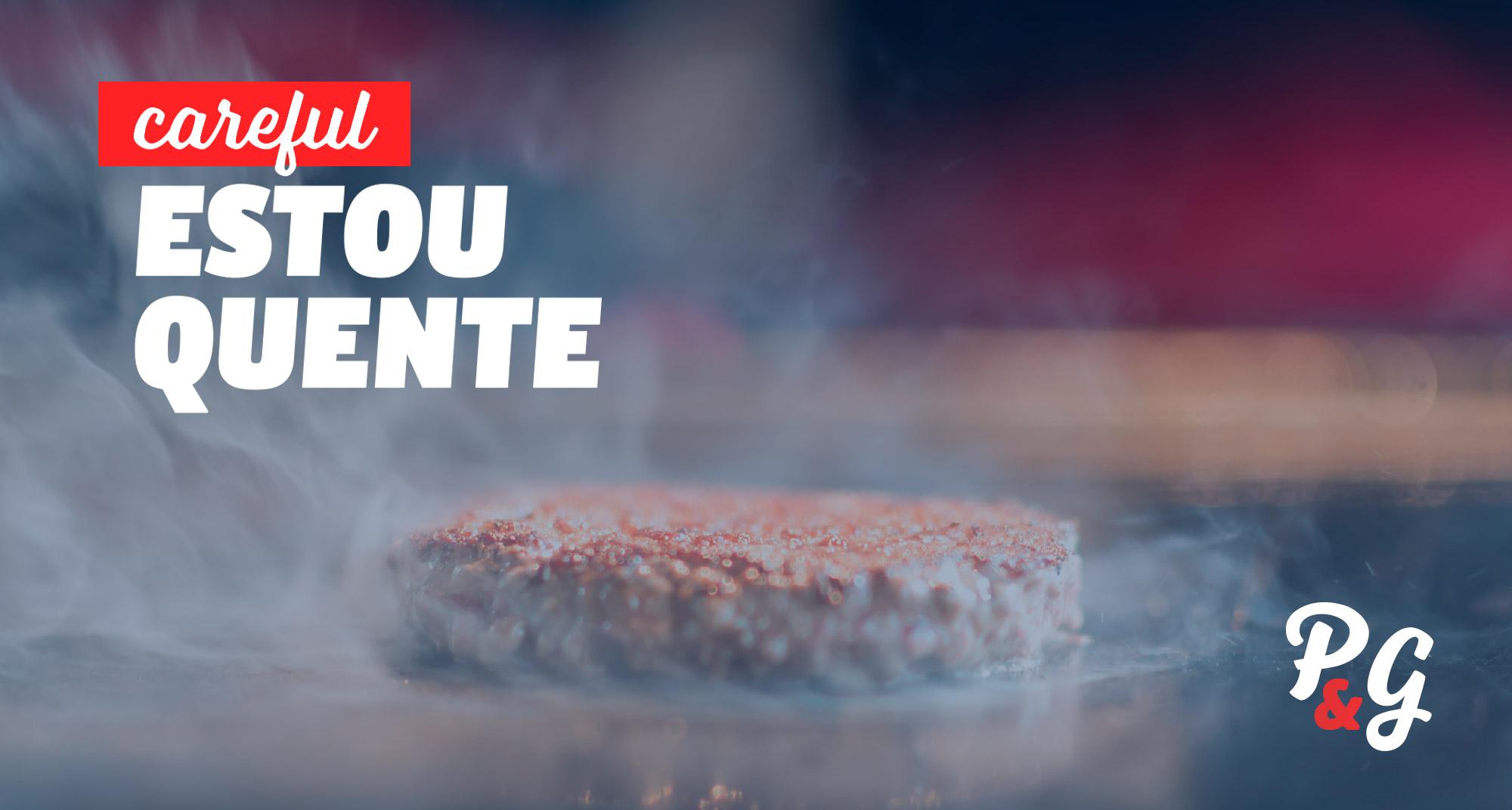 Anuncio para campaña publicitaria de la nueva hamburguesería del Centro de A Coruña