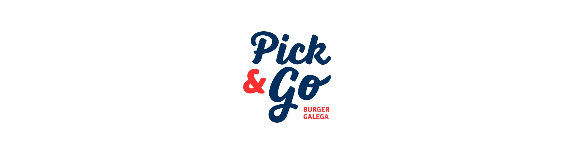 Diseño de marca para nueva hmburguesería que mezcla el concepto de américa con galicia