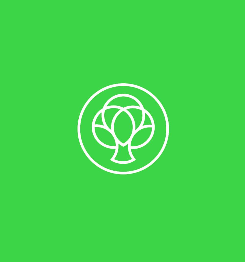 Diseño de logo Saludshop