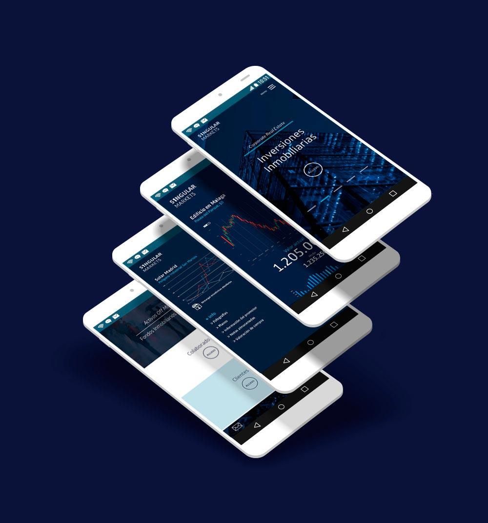 Adaptación de la página web a dispositivos móviles