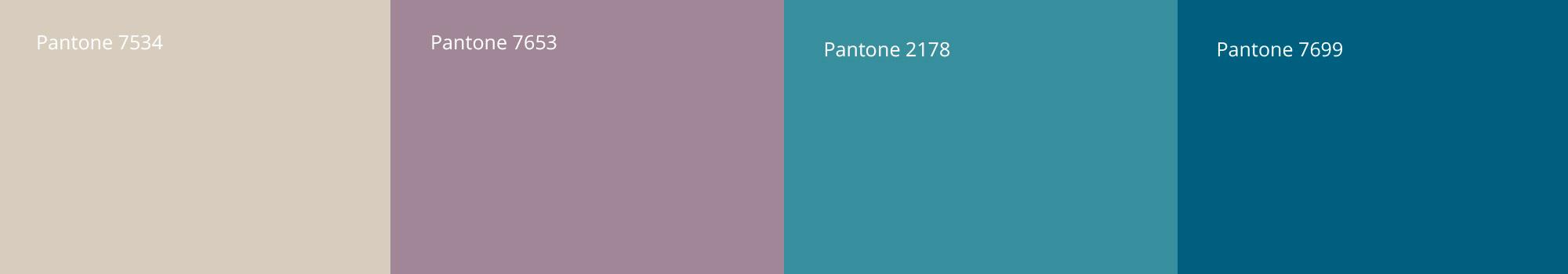 Paleta de colores corporativos Knitcreators