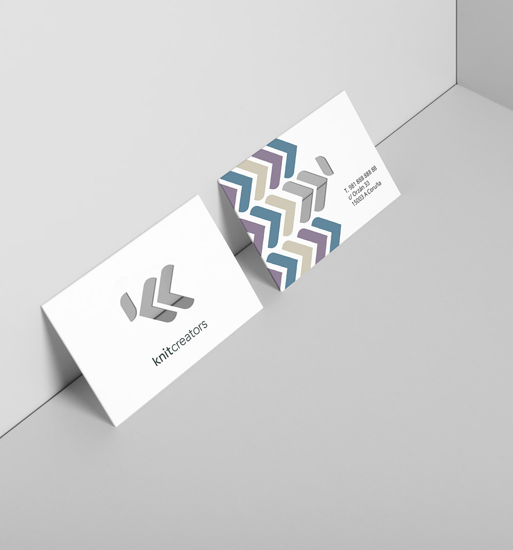 Diseño tarjeta corporativa
