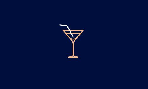 Diseño icono cocteleria La Mansión