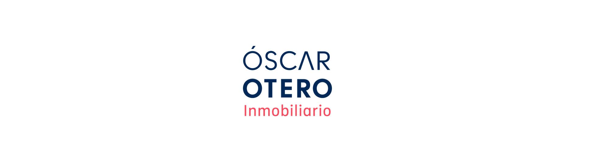 Diseño de marca personal para Óscar Otero, un emprendedor en el mundo inmobiliario
