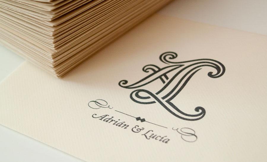 Detalle personalizado invitación boda