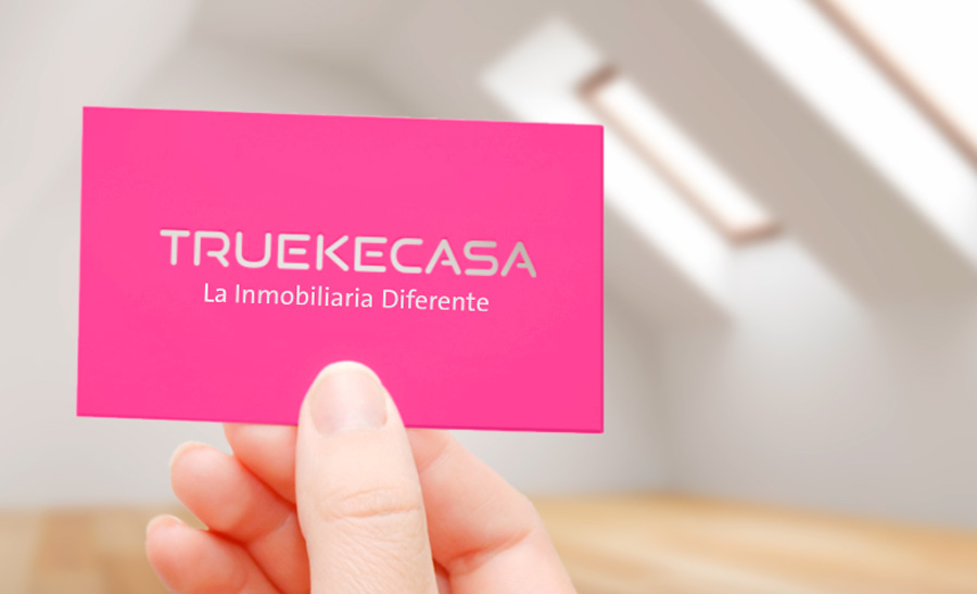 Diseño de tarjeta corporativa