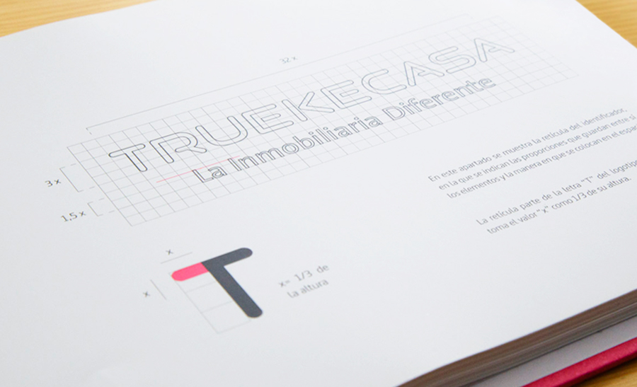 Diseño manual identidad corporativa